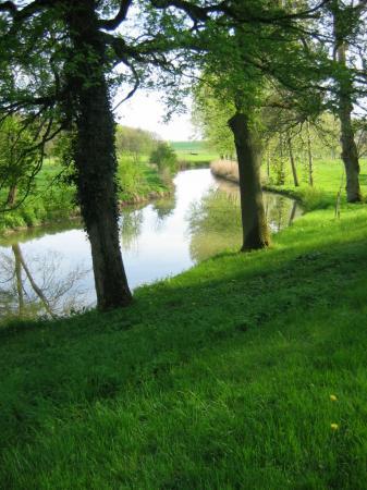 La rivière est à l'écoute des coeurs