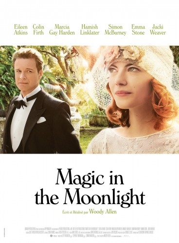 "Woody Allen, ""Magic In The Moonlight"",Colin Firth et Emma Stone,romance,"
