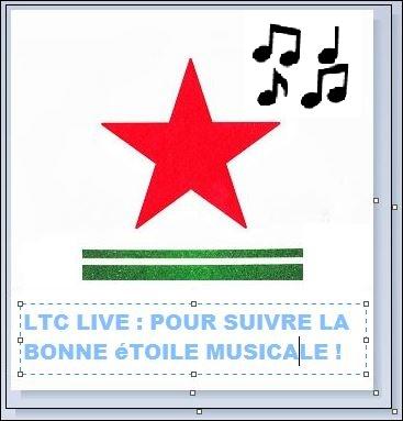logo ltc live pour suivre la bonne étoile musicale.JPG