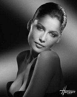 la photo,Laetitia Casta,