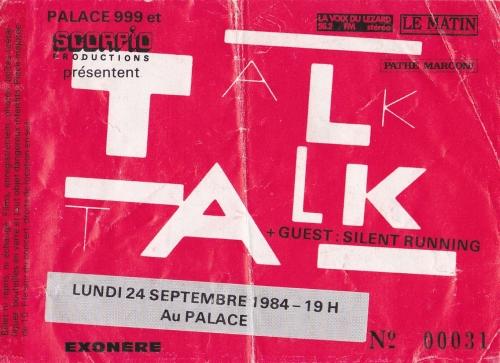 talk talk,duran duran,visage,ultravox,jean dorval