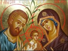 la fête de la sainte-famille,la sainte-famille : une grâce de dieu en héritage