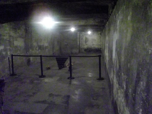 Interieur chambre a gaz images for Auschwitz chambre a gaz