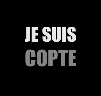 #JeSuisCopte