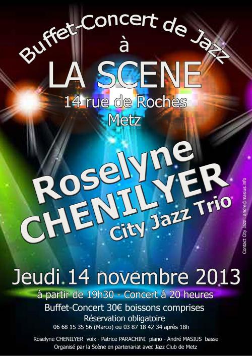 Affiche CITY JAZZ TRIO La Scene le 14 novembre.jpg