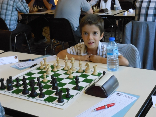 Metz-Queuleu : Le tournoi international d'échecs révèle un jeune talent,