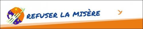 LE 17 OCTOBRE, C'EST LA JOURNéE MONDIALE DU REFUS DE LA MISèRE,