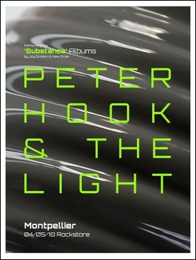 peter hook & the light,