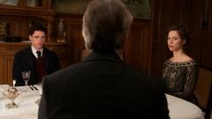 """le film franco-belge,à voir en vost (anglais),""""une promesse"""",réalisé par patrice leconte,l'ouvrage de stefan zweig """"le voyage dans le passé"""" (paru aux ed,paris),rebecca hall,richard madden,alan rickman,romantisme"""