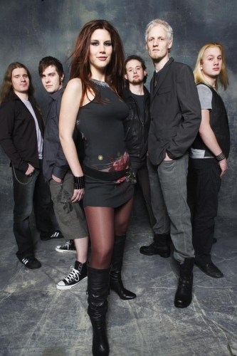 delain,nightwish