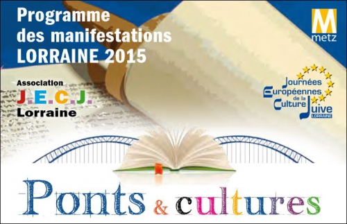 le programme,des jecjlorraine 2015,est disponible