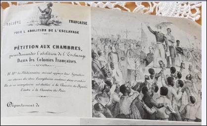 JOURNéE COMMéMORATIVE DU SOUVENIR DE L'ESCLAVAGE, ET DE SON ABOLITION,