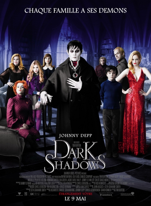 dark shadows le film,shadows of the damned,tim burton,johnny deep,michelle pfeiffer,eva green,vampire,sorcière,helena bonham carter