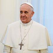 le pape françois,