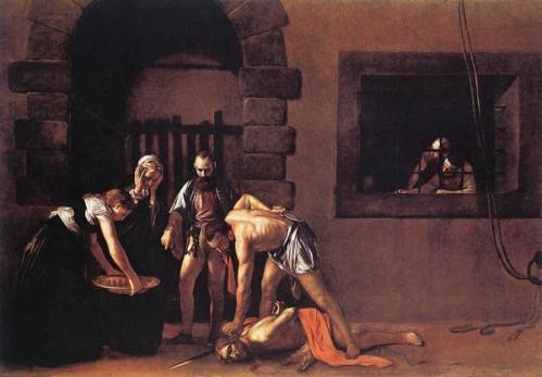 Le 29 août, on fête le Martyre de Saint Jean-Baptiste (Ier siècle),