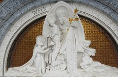 7 octobre,fête mariale : notre-dame du rosaire