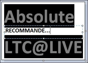 LTC LIVE RECOMMANDE…,