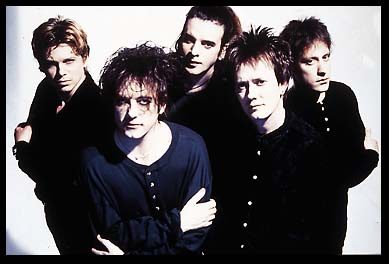 the cure, a forest,