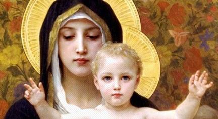 BONNE FêTE TRèS SAINTE-VIERGE MARIE, MèRE DU DIEU FAIT HOMME !,