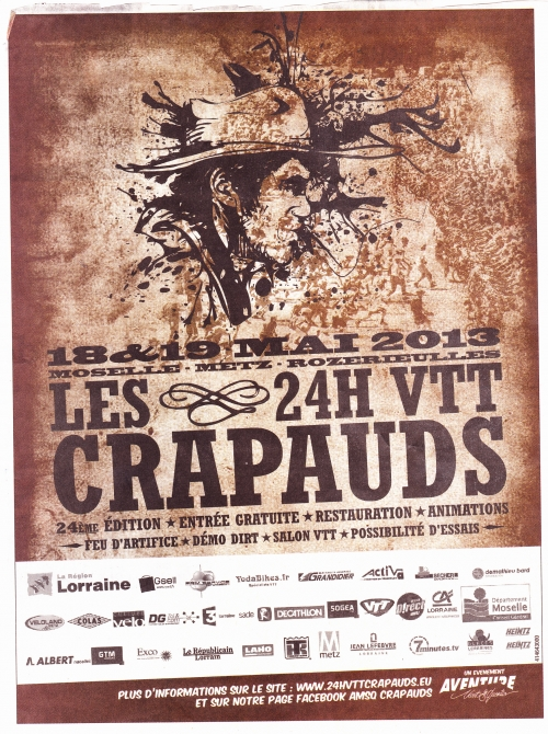 le troph,les crapauds,24me dition,24h vtt,moselle,metz,rozerieulles,la messine,la course des femmes,contre le cancer du sein,2me dition,2013,1er mai 2013,mercredi 1er mai 2013,courir  metz,jean dorval pour ltc,ltc sports,sport,centre pompidou-metz,lorraine,france,europe,union europenne,ue,tour de france 2012,arrive metz,06.07.2012,6 juillet 2012,jeux olympiques de londres,londres,2012,moselle open,10me round,15-23 septembre 2012,metz expo,football,national,fc metz,us crteil-lusitanos,vendredi 07 septembre 2012,stade saint-symphorien,championnat national,fff,le foot amateur,les grenats