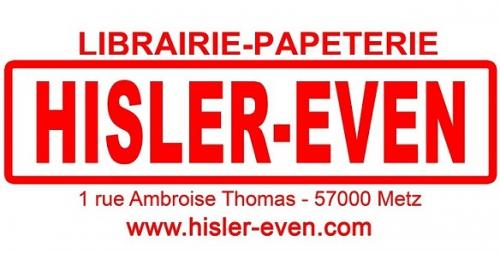 Metz, le 11 janvier : JD en signature à la Librairie-Papeterie Hisler-Even,