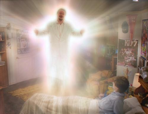 Le 2 octobre, c'est la fête des Saints Anges Gardiens,