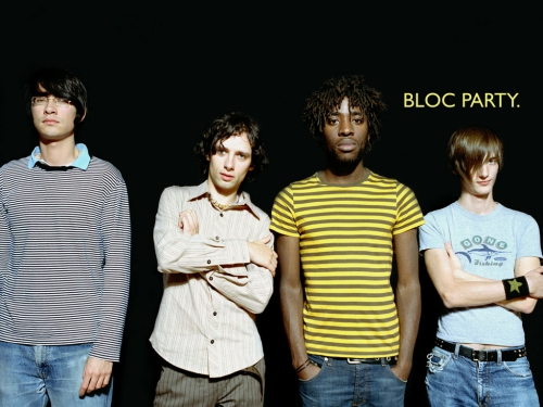 the bloc party,