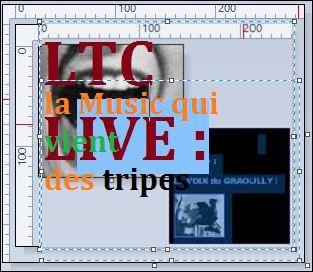 LTC LIVE : LA MUSIC QUI VIENT DES TRIPES,