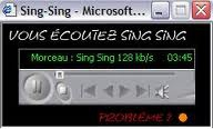 écouter sing sing,bas débit,haut débit,en direct de la bretagne,radio sing sing,96.7 FM,the heavy be mine,programmation,