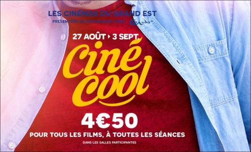 LTC Kinéma annonce : du 27 Août au 3 Septembre, c'est Ciné-Cool !,ciné-cool 2016,