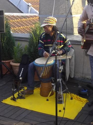 jean dorval pour ltc live,ltc live : la voix du graoully,la scène ltc live,la communauté ltc live,la galerie en promenade,centre pompidou-metz,metz,moselle,lorraine,concert-expo,06 mai 2011,dou dou diouf,musique africaine,l'art africain contemporain,yvon sousini,amine azidine,reggae,tiken jah fakoly,marathon de metz
