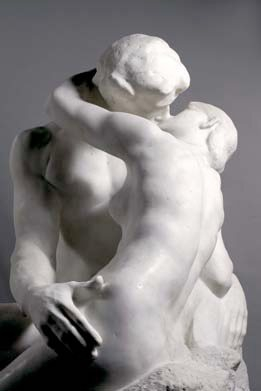Le Baiser,germain nouveau,(1851-1920), in « Valentines » (1887),