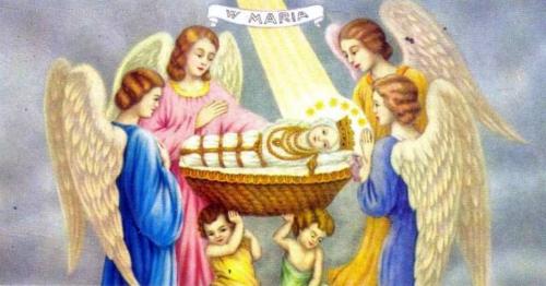 Le 8 septembre, c'est la Fête de la Nativité,de la Très Vierge Marie,