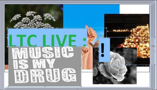 ltc log music is my drug.JPG