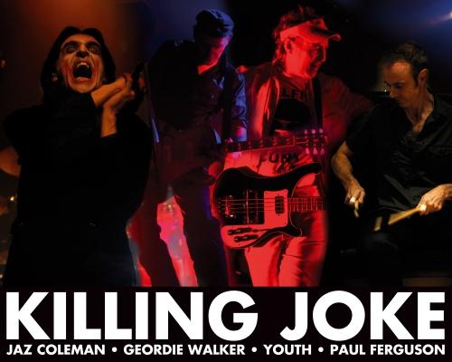 killing joke le groupe,jean dorval pour ltc live