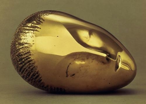 poésie,bronze,la muse endormie,1910,constantin brancusi,centre pompidou-metz,metz,moselle,lorraine,jean dorval pour ltc,jean dorval