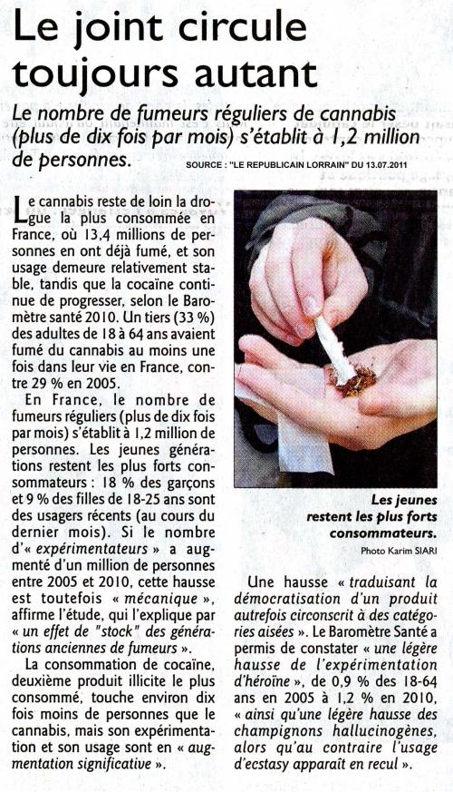 jean dorval pour ltc santé,barômètre national des addictions,addictions,moins d'alcool,mais plus d'ivresses,un français sur cinq boit trop,les ivresses progressent chez les jeunes femmes,baisse de consommation de cigarette,par rapport à 2005,les fumeurs quotidiens sont plus nombreux,mais consomment moins,13,8 clopes par jour,en moyenne,le joint circule toujours autant,le nombre de fumeurs réguliers de cannabis,plus de 10 fois par mois,1,2 million de consommateurs,drogues,rl,le rl,le républicain lorrain,achetez le rl,centre pompidou-metz,metz,moselle,lorraine
