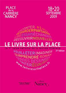 le livre sur la place nancy 2009.png