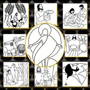 apothéose du carÊme : le cheminement de la semaine sainte vers p