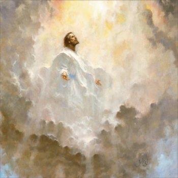 l'ascension,ascension,ascension de notre seigneur,le seigneur jésus-christ,la croix,catholique,catholicisme,chrétienté,le pape,bienheureux jean-paul ii,sa sainteté benoit xvi,le vatican,toucher par la grâce,les apôtres,les évangiles