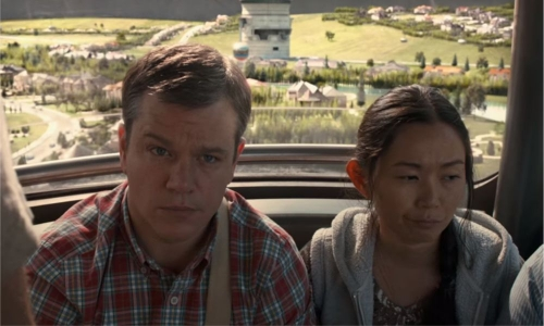 downsizing le film,alexandre payne,mat damon,kristen wiig,hong chau,science-fiction,écologie